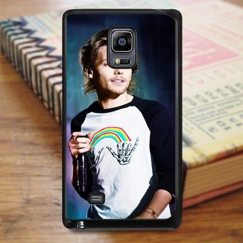 Louis Tomlinson One Direction Singer Samsung Galaxy Note Edge Case