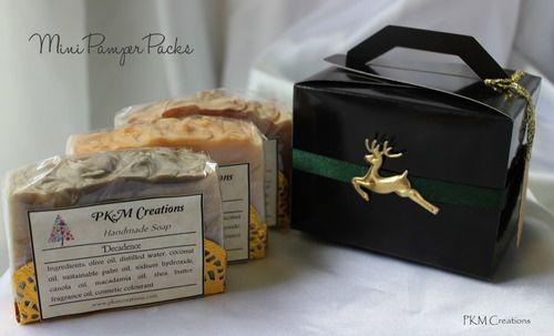 Three Kings Soap Mini Pamper Pack