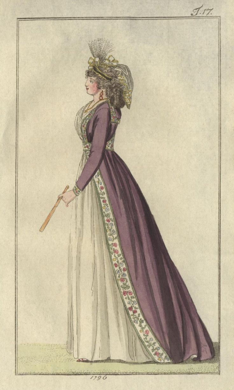June, 1796 - Journal des Luxus und der Moden