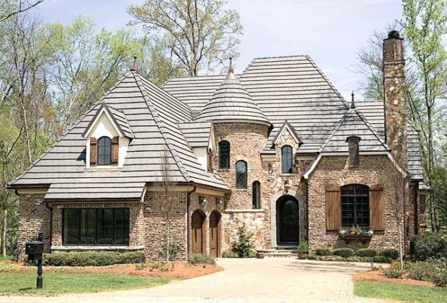 French Country House Plans For Narrow Lots French Country House Plans French Country House New House Plans