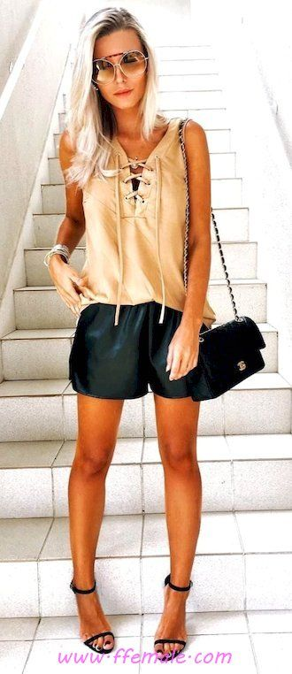 893a0349ed0 100 Cool And Edgy Summer Outfits For Going Out    fashion  outfits  summer   dressy  ideas  elegant  street Top attractive and simple look