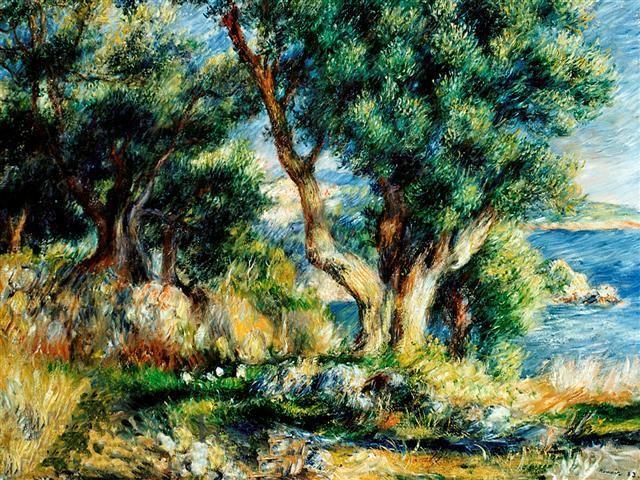 Breve storia del paesaggio nella pittura a partire dal '600 – II PARTE   IL MONDO DI ORSOSOGNANTE