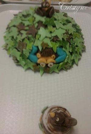 Madárles torta 2.