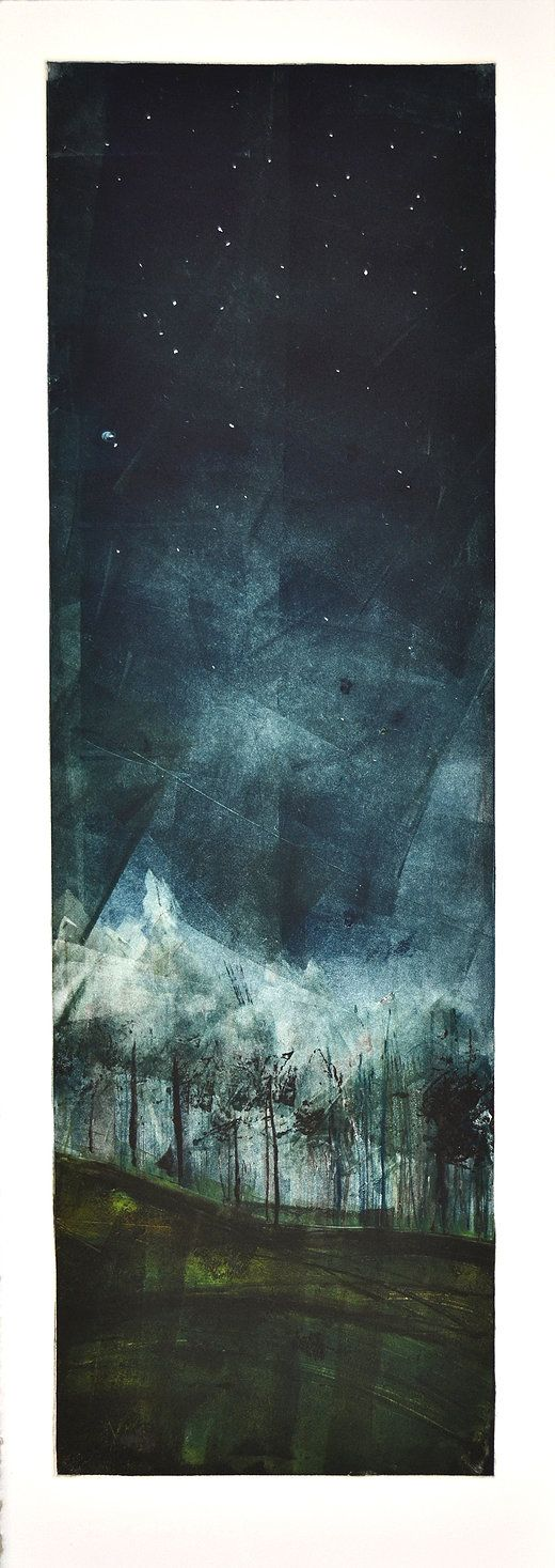 CAMILA LABARCA LINAWEAVER | Monotypes