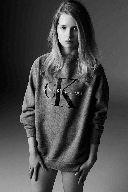 Lottie Moss Lands Calvin Klein Campaign - Harper's BAZAAR Magazine