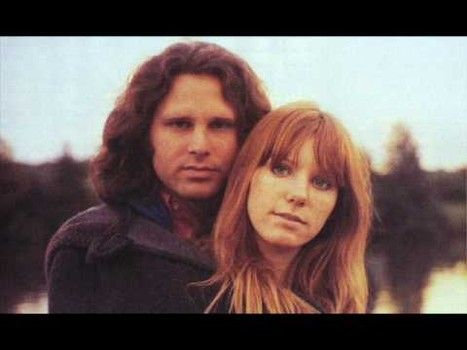 Pam Courson, Jim Morrison's 'Cosmic Mate' dies at age 27 April 25, 1974.