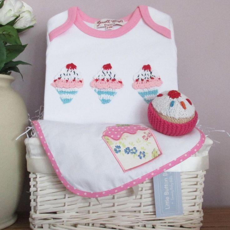 Little Button Bay - Little Cupcake Hamper