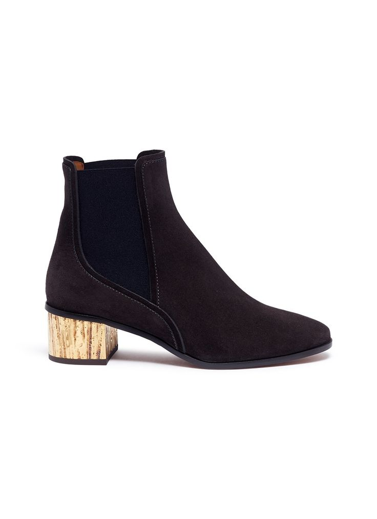 Chloe 'Qassie' suede Chelsea boots