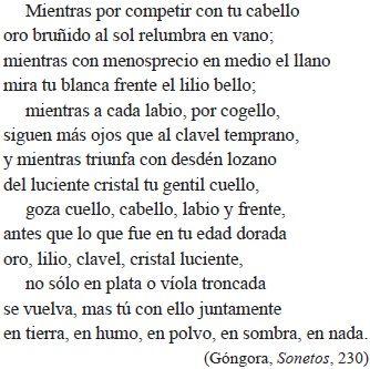 Carpe diem y vanitas vanitatum en los sonetos de Sor Juana