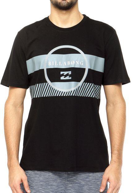 Camiseta Billabong Preta - Marca Billabong