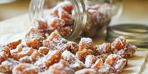 Esta receta de caramelos de jengibre ayuda a resolver 14 problemas de salud diferentes y se tarda sólo 10 minutos en hacerlos #salud