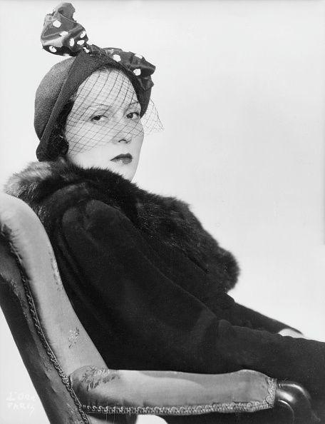 Modèle pour Suzanne Talbot, 1934, photo Madame d'Ora
