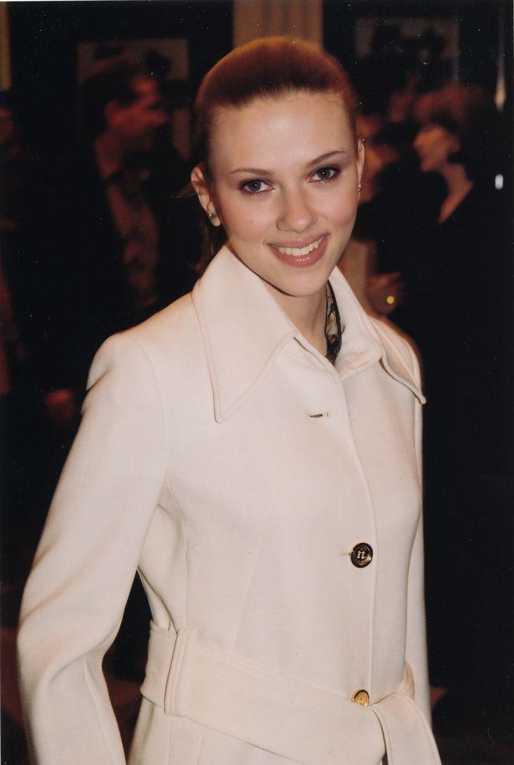 Scarlett Johansson at the 2002 Spirit Awards. She starred ...