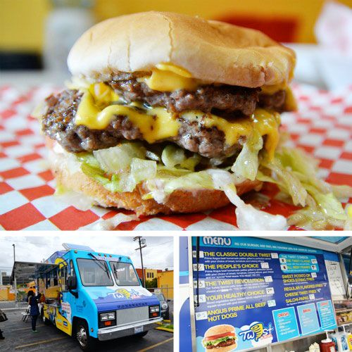 Los Angeles Food Truck Mediocrity From Twist Burgers