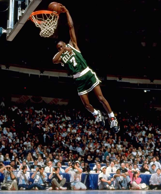 0b17f7fa8947 Dee Brown Boston Celtics NBA Slam Dunk Contest