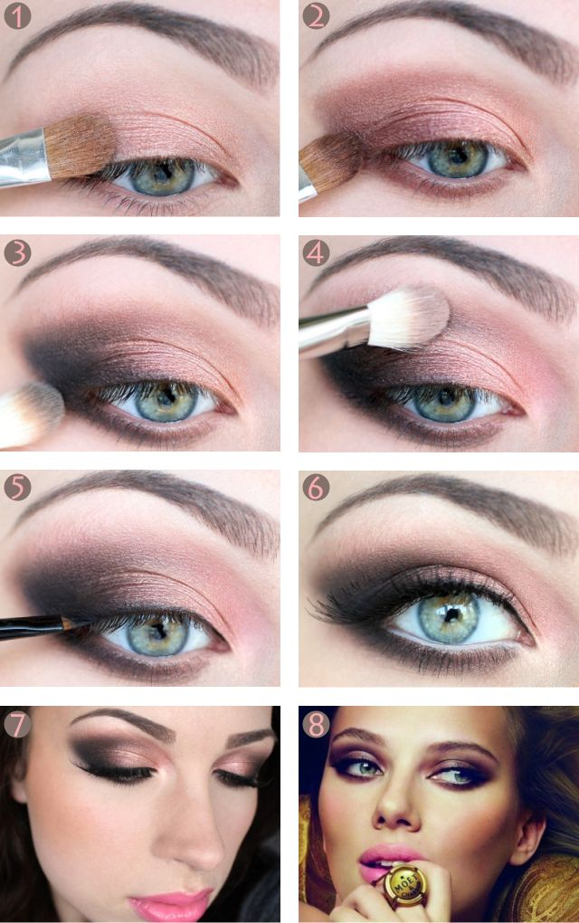 Makeup tutorial: Scarlet Johansson