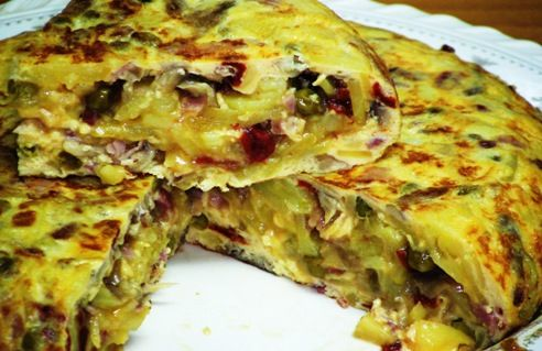 Tortilla paisana Vasca