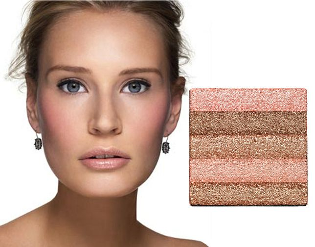 Bobbi Brown Shimmer Brick Compact in Pink Quartz #makeup