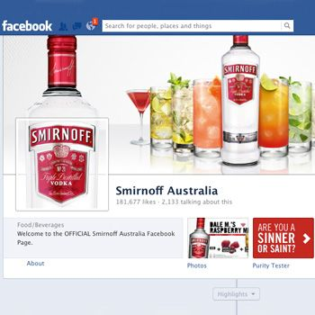 A landmark ruling in Australia could forever change the way spirit brands around the world are able to use Facebook.
