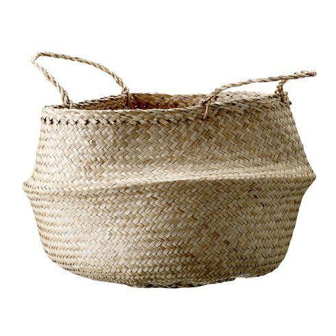 Seagrass Basket- Wayfair $22