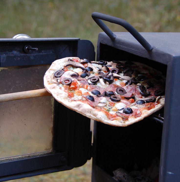 17 best images about tuinkachel terraskachel de for Pizza bakken op tafel