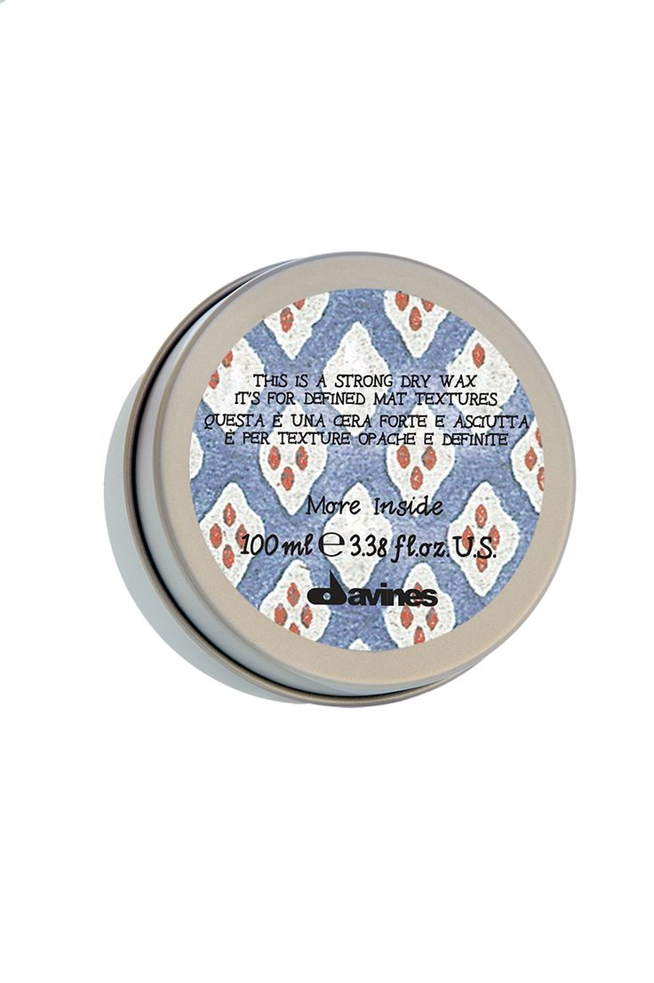 Strong Dry Wax 100 ml.