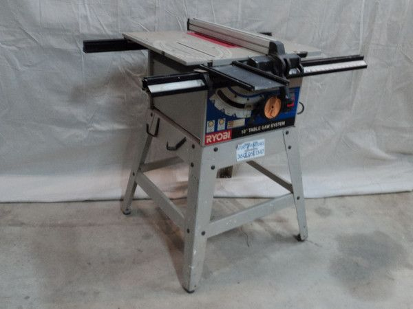 Ryobi table saw 10 inch 15a 4800rpm bt3100 material for 10 inch ryobi table saw