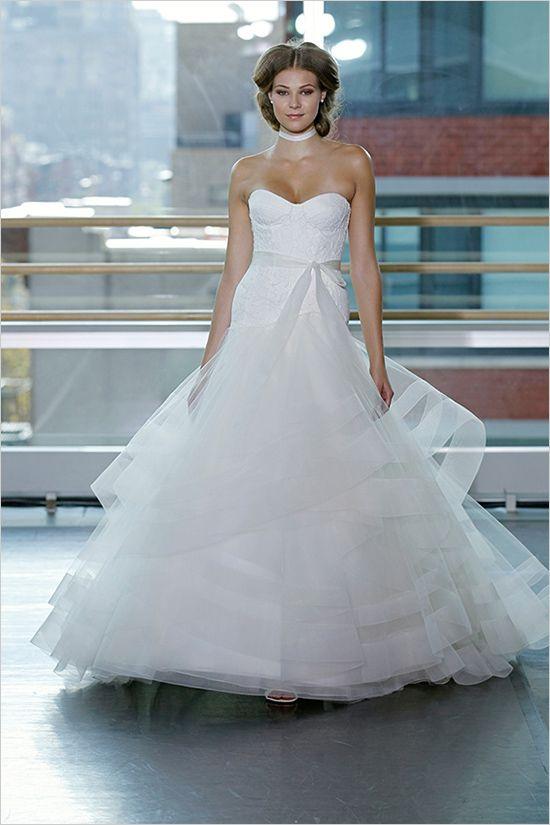 20 best Classic Wedding Dresses images on Pinterest | Short wedding ...
