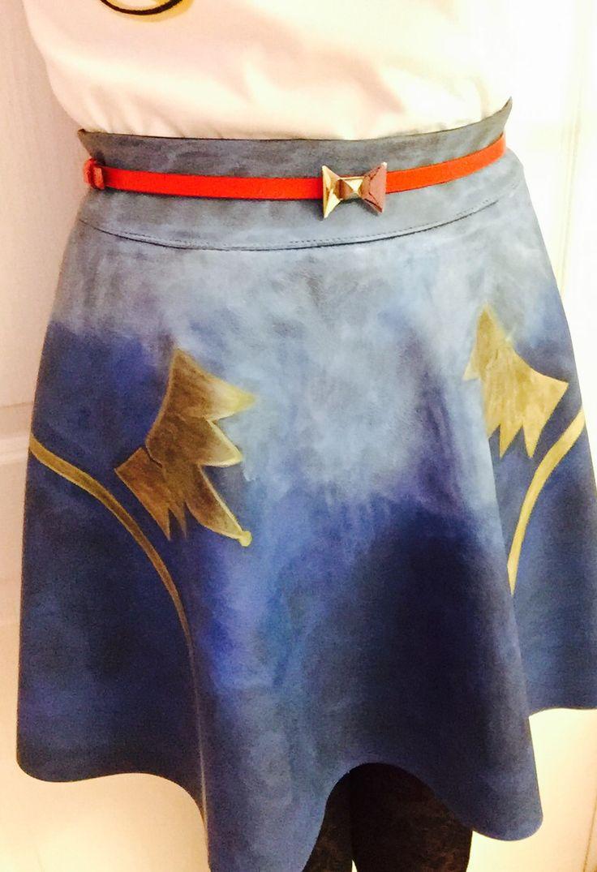 Handmade skirt inspired EVIE
