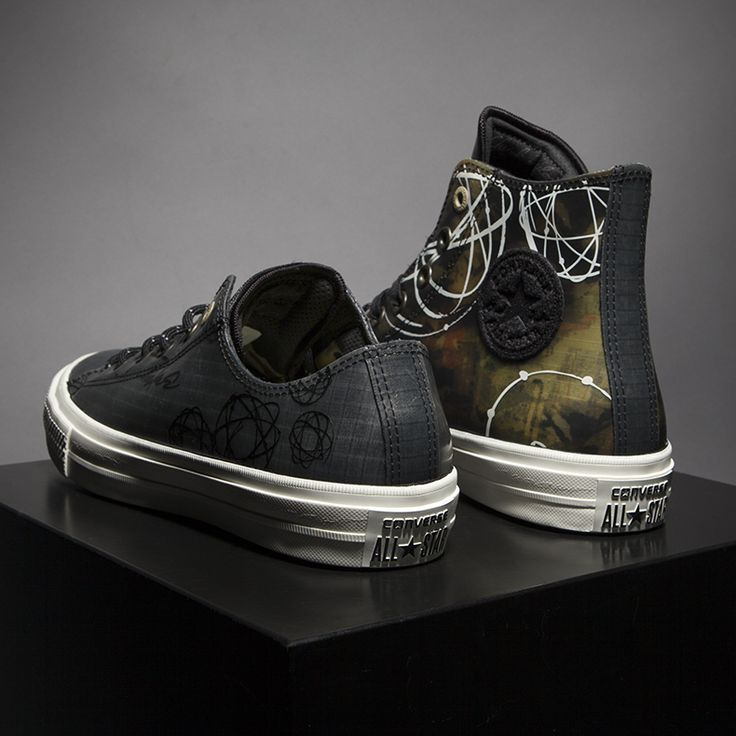 Woah! Converse and Futura have a new collab out NOW! Read more on the blog.