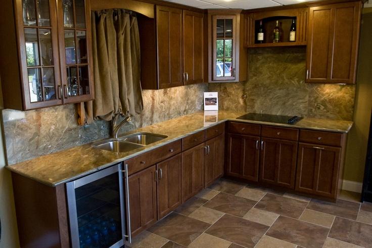 Olympia Stone Kitchen