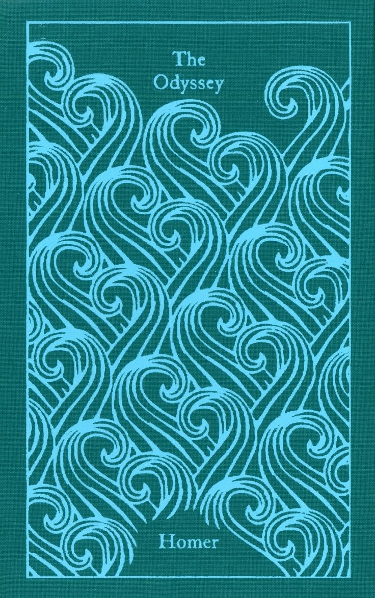 The Odyssey, Homer (Penguin Hardcover Classics)