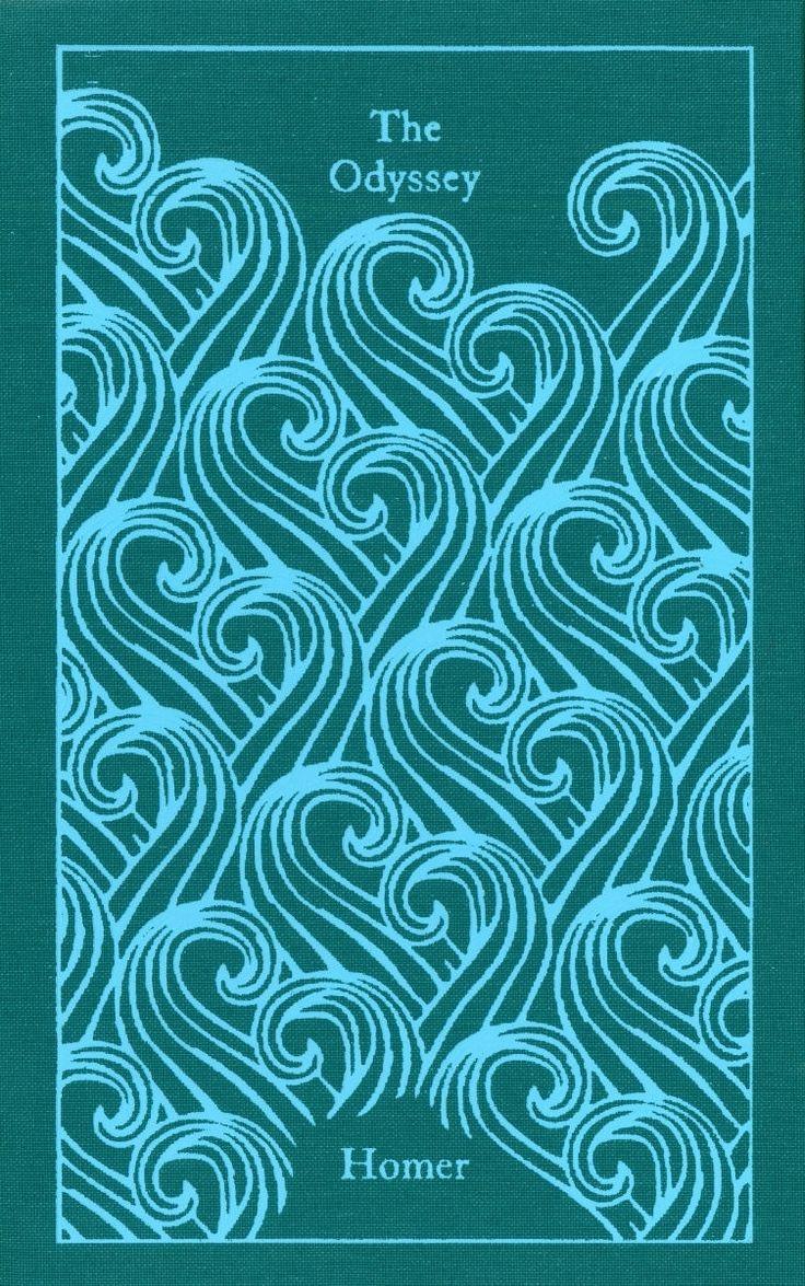 The Odyssey, Homer (Penguin Hardcover Classics)