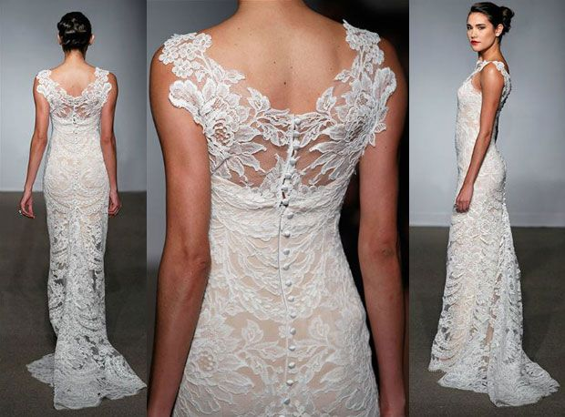 anna maier wedding gowns - Google Search