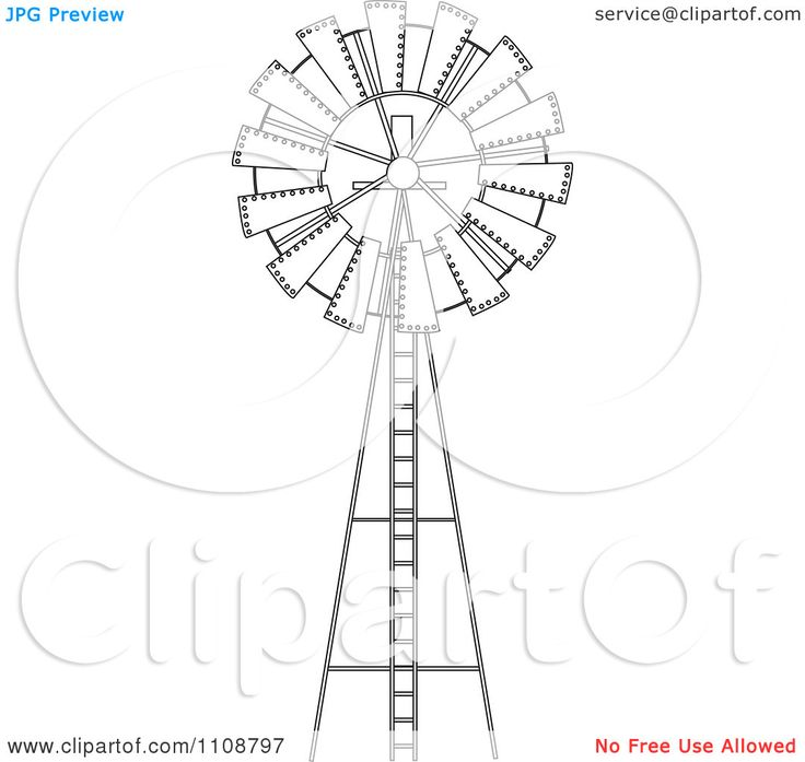 http://images.clipartof.com/Clipart-Black-And-White-Outlined-Windmill-Royalty-Free-Vector-Illustration-10241108797.jpg