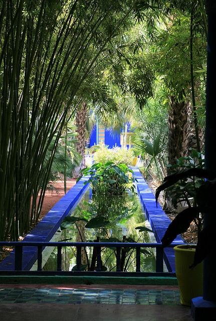 Moroccan garden 2 by ruthhallam, via Flickr