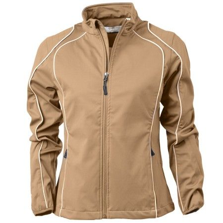 PETREL- Showerproof breathable ladies golf jacket