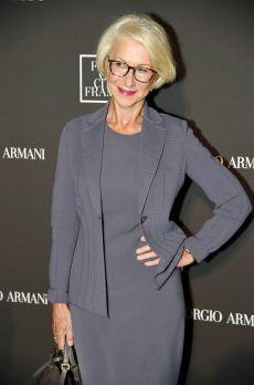 7 уроков стиля от Хелен Миррен для женщин в элегантном возрасте - Леди Mail.Ru