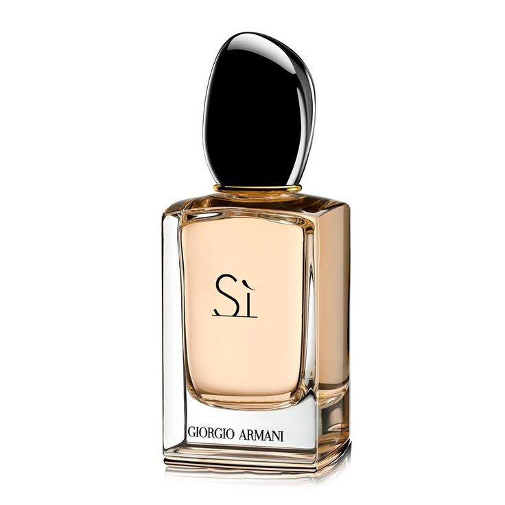 Giorgio Armani Si EDP - your love for the finer things in life