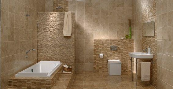 Deco Salle De Bain Travertin : salle de bain travertin - Recherche Google  Dream House ...