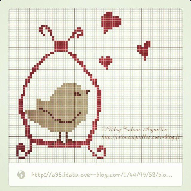 Схемы вышивки крестом открытки клетками