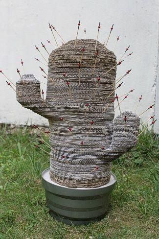 Ciloubidouille » Présentoir à bijoux Cactus