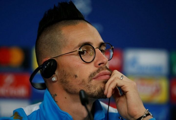 Marek Hamsik is glad Napoli have reached third-place in Serie A but we believe we can reach even higher. The Source