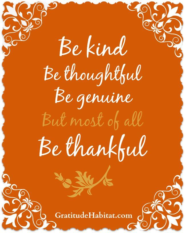 100 Best #Thanks Giving Quotes: