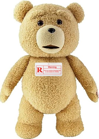 @Lisa Phillips-Barton Tjernstrom IM NOT JOKING I WOULD LOVE THIS FOR MY BIRTHDAY MOM IM CEREALS I DONT CARE THAT IM GOING TO BE 21 I WANT A SWEARING TEDDY BEAR !