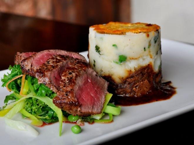 The Galley Restaurant Topsham - Beautiful Food - Telegraph Top 10 Seaside Restaurants