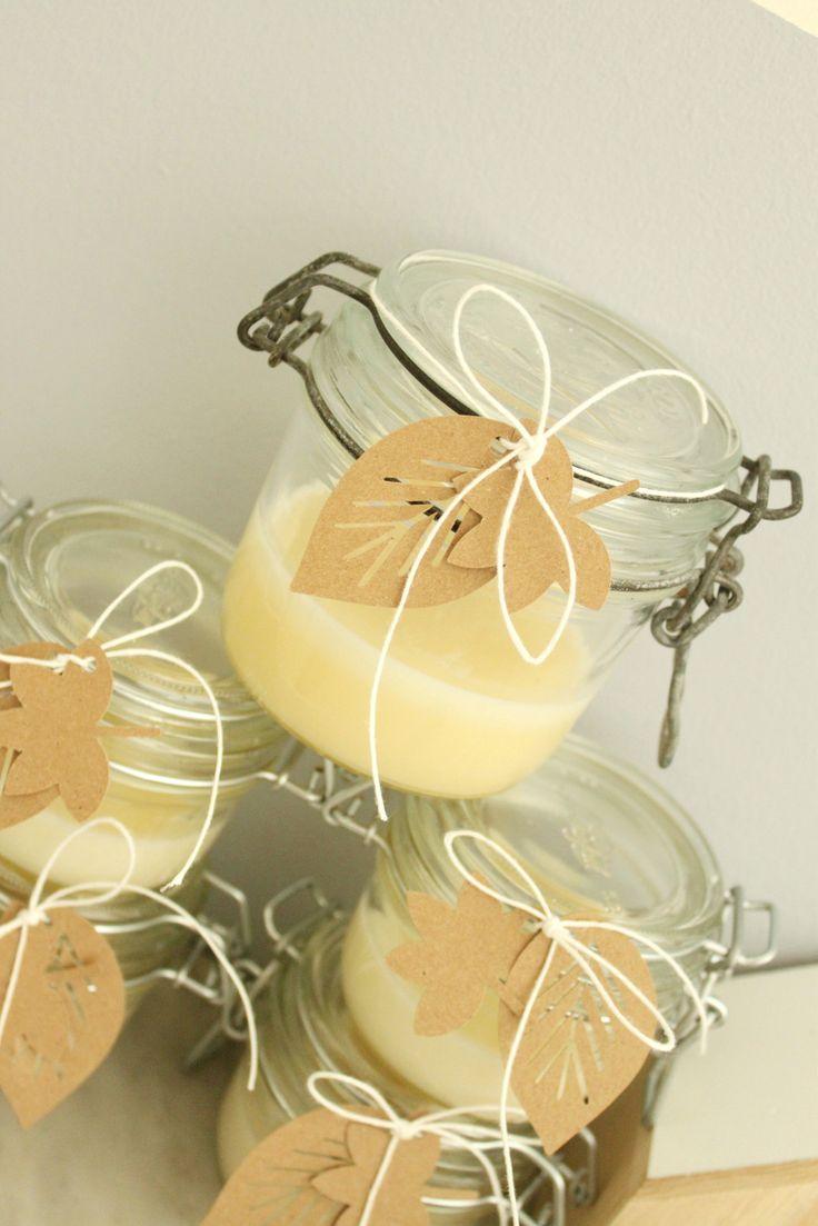 Bougies d'automne {DIY & récup} - Avec ses 10 ptits doigts - blog DIY