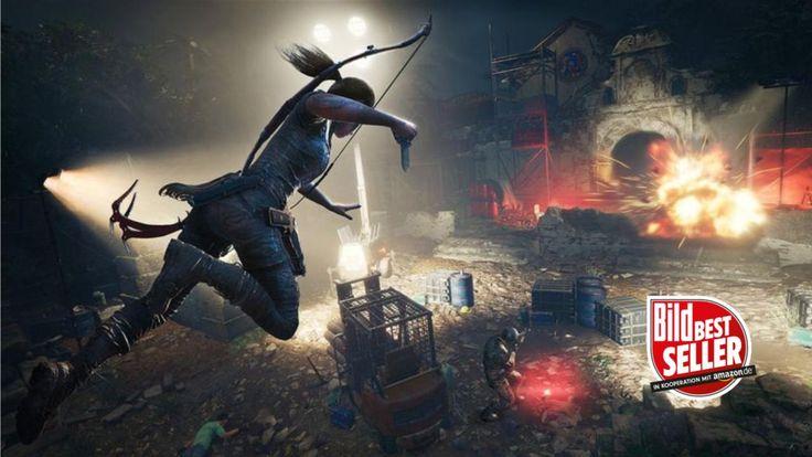 News – Tipp:  ift.tt/2N4HiE3 Shadow of the Tomb Raider – Mit dem Lösungsbuch ko… – Finanzieller Freiraum