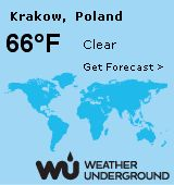 Find more about Weather in Krakow, PL