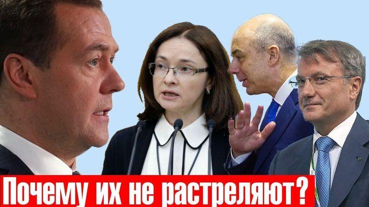 Почему не пересажают предателей в правящем классе России.|Ⓜ Ворон ворону...